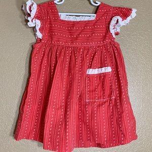Other - Vintage handmade toddler girl dress
